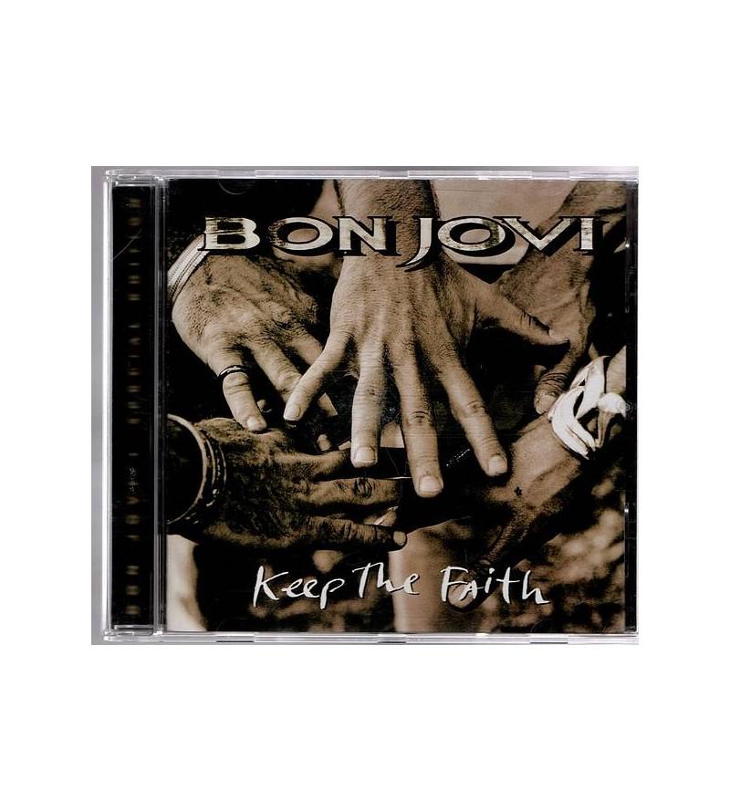 Bon Jovi : Keep the faith (CD
