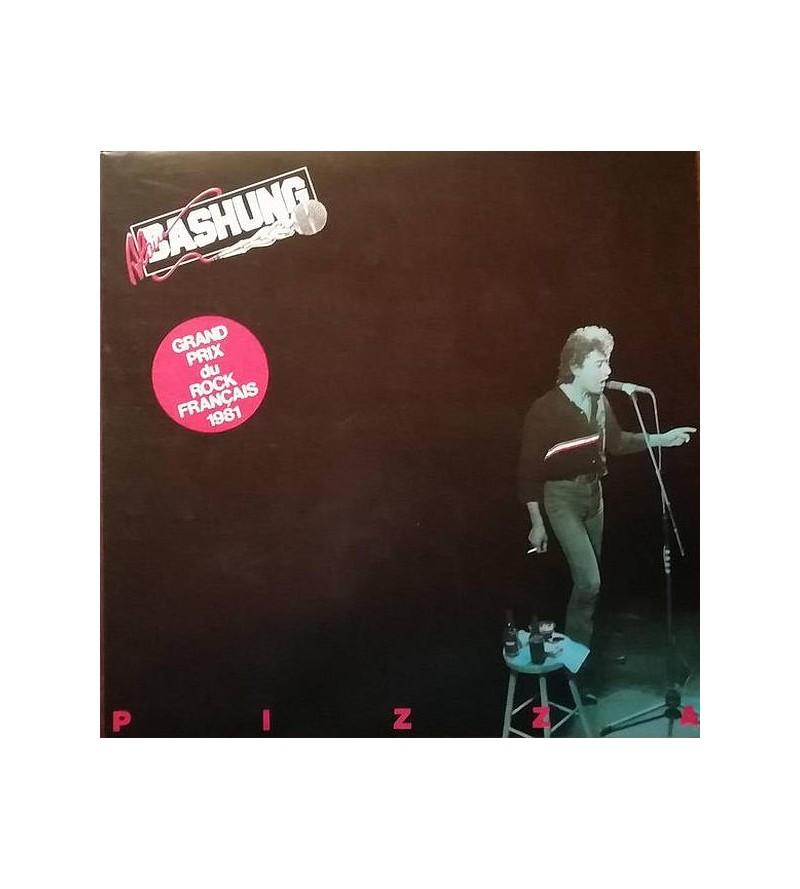 Alain Bashung : Pizza (Ltd...