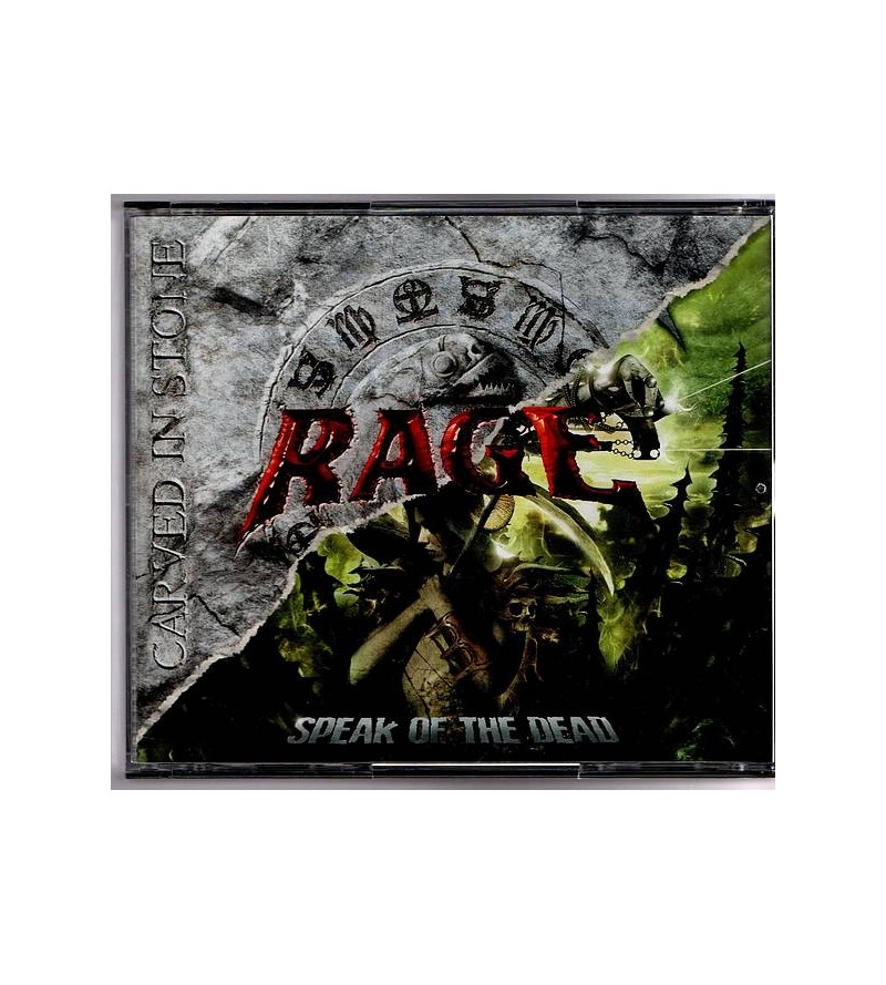 Rage : Carved in stone /...