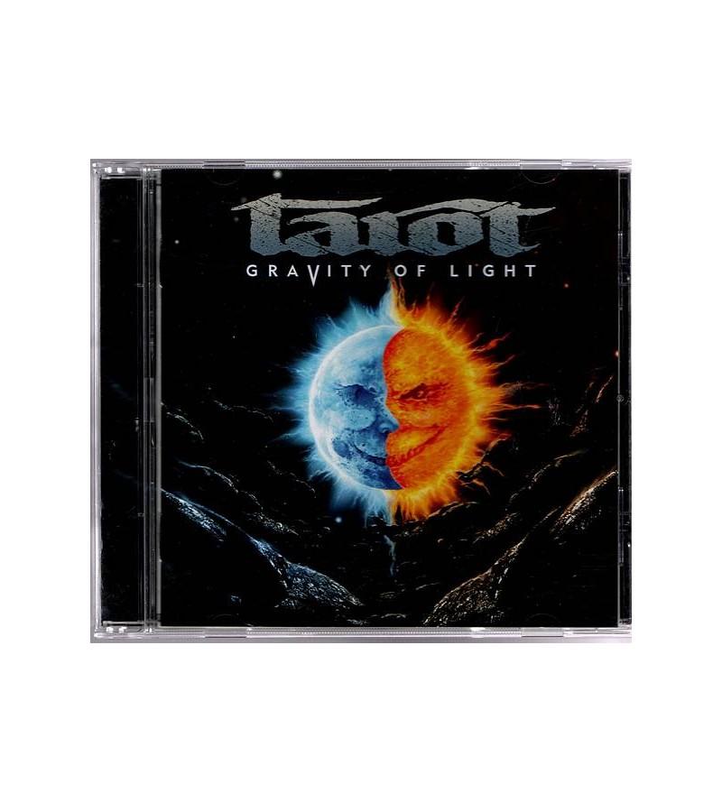 Tarot : Gravity of light (CD)