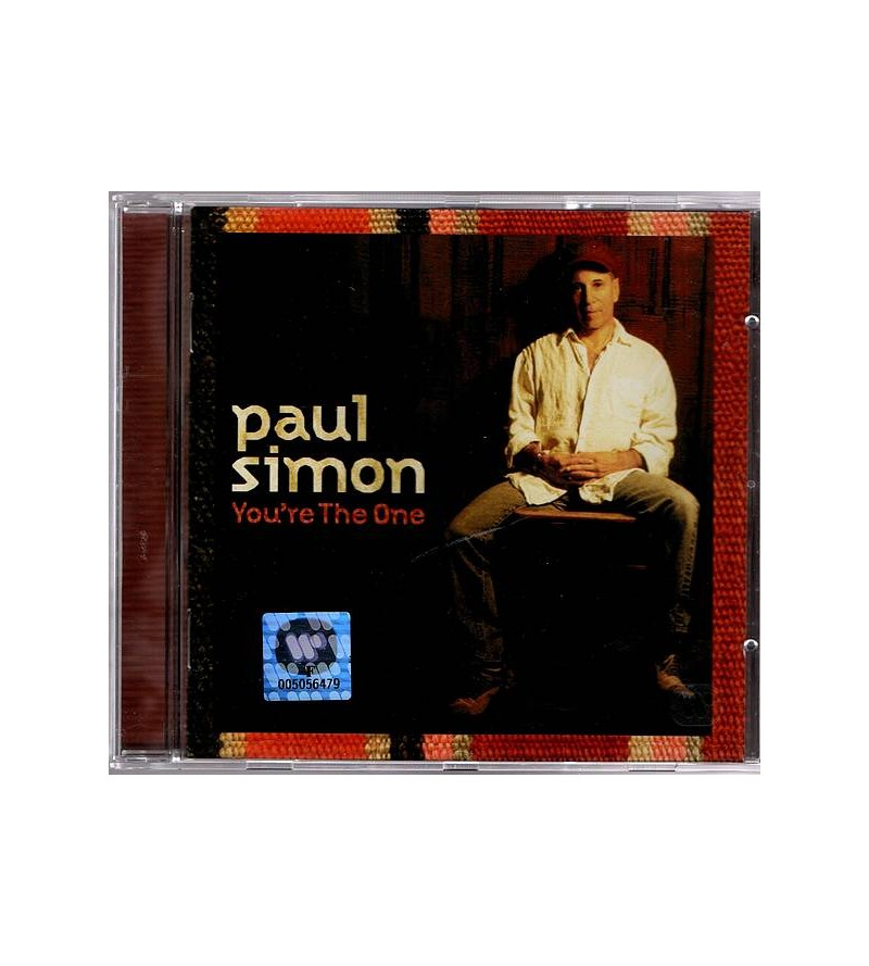 Paul Simon : You're the one...