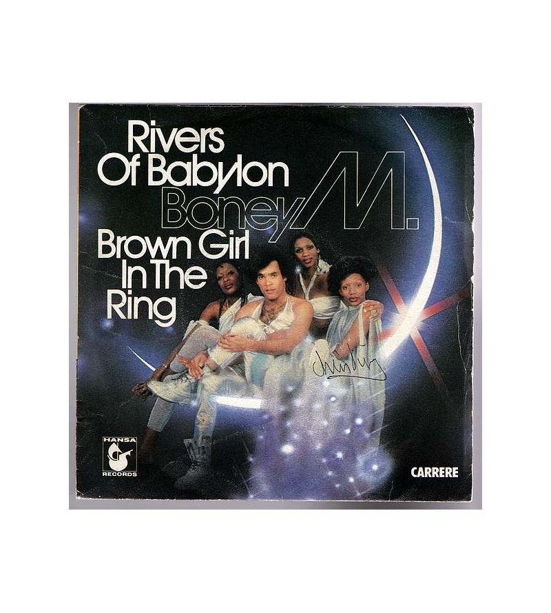 Boney M. : Rivers of...