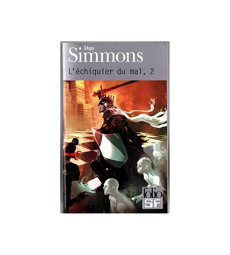 Dan Simmons : L'échiquier...