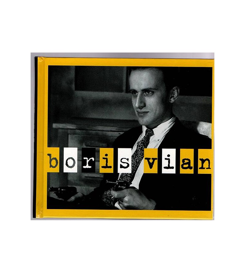 Boris Vian : Boris Vian (CD)