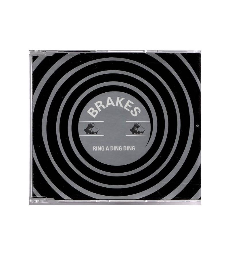 Brakes : Ring a ding ding (CD)