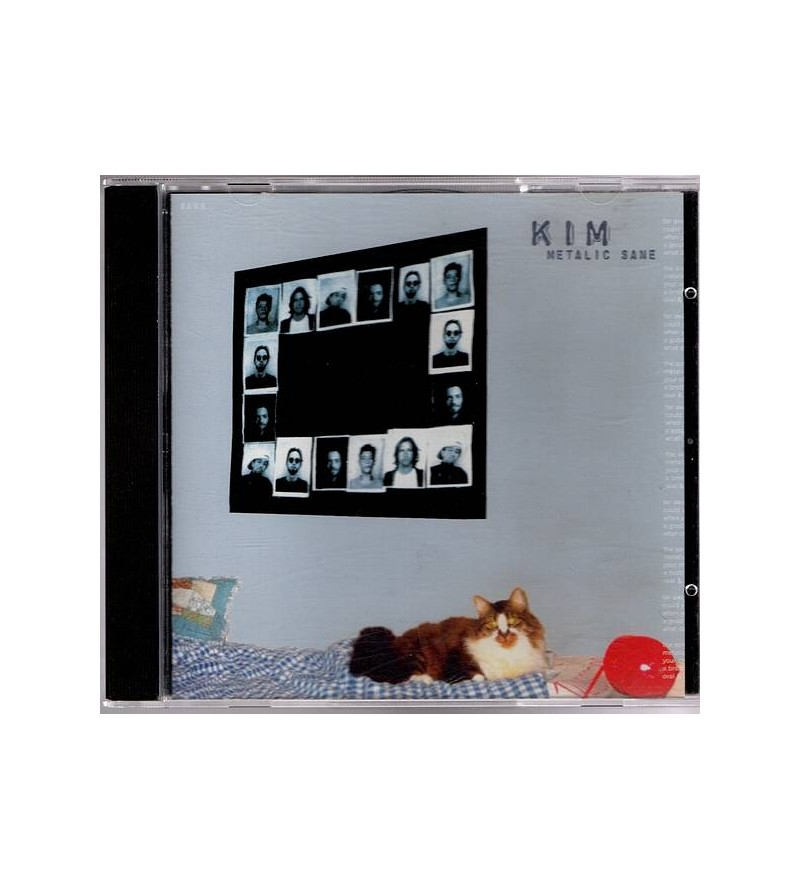 Kim : Metalic sane (CD)