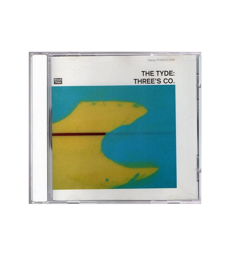 The tyde : Three's co. (CD)