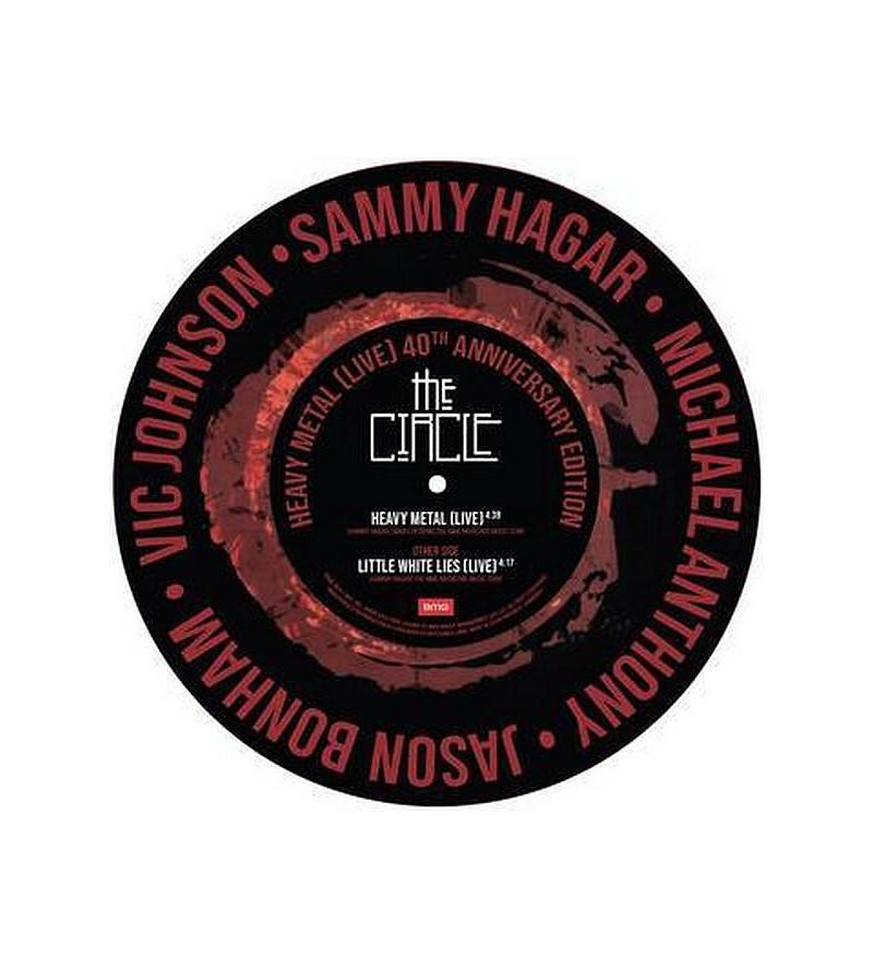 Sammy Hagar & the circle :...