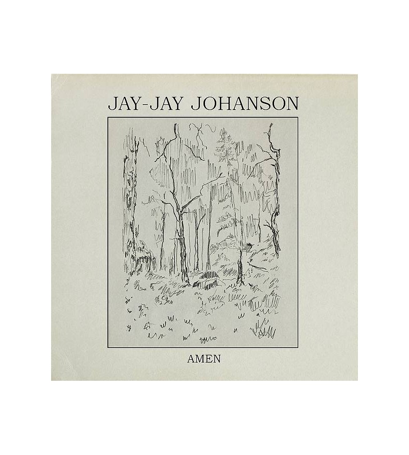 Jay-Jay Johanson : Amen...