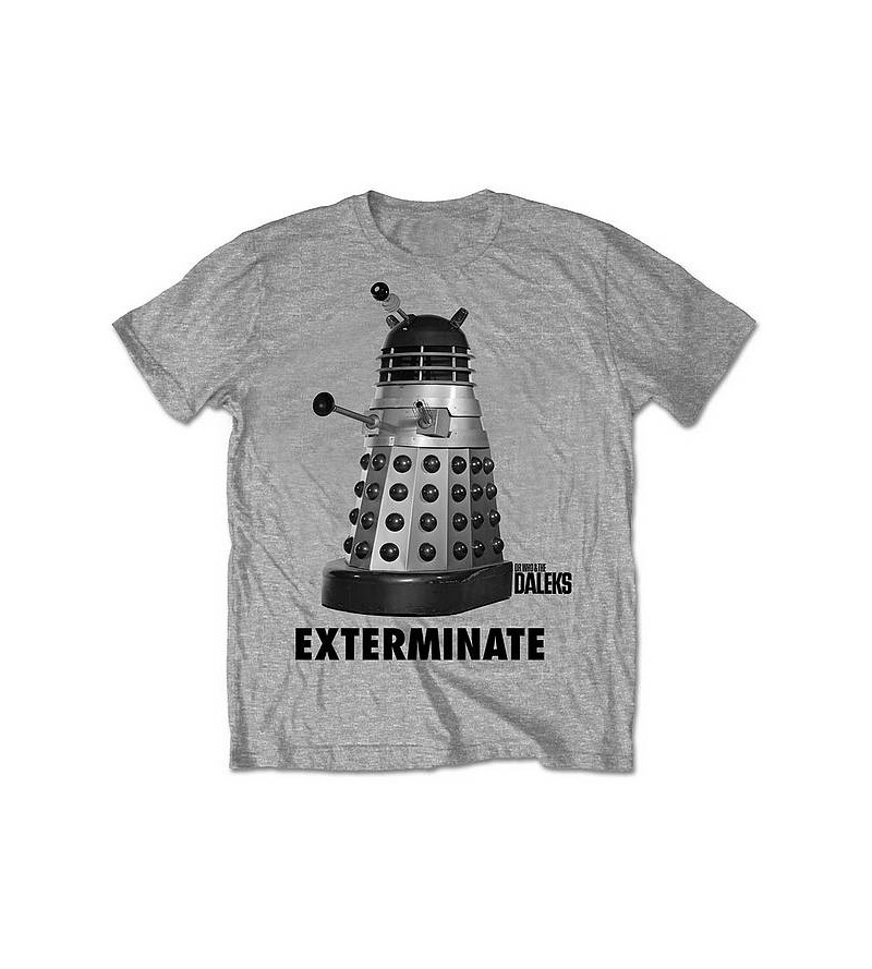T-shirt Doctor Who :...