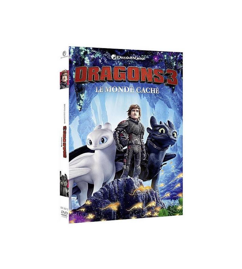 Dean DeBlois : Dragons 3 :...