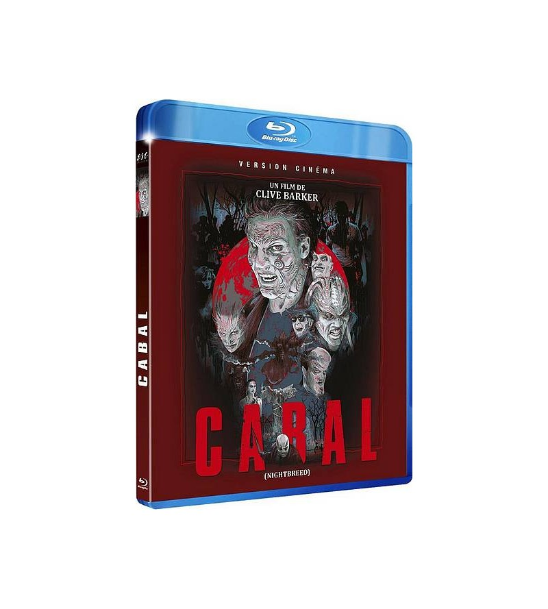 Clive Barker : Cabal (Blu-ray)