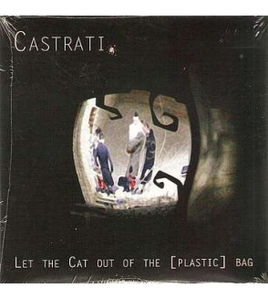 Let the cat out of the [plastic] bag