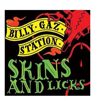 Skins and licks