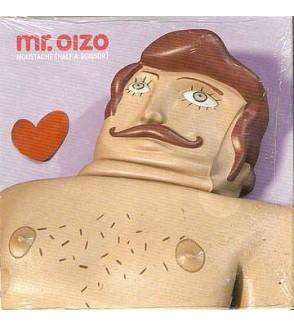 Moustache (half a scissor)