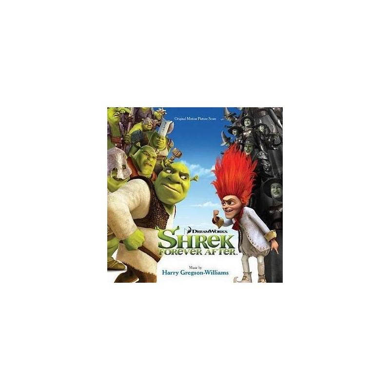 Shrek forever after OST