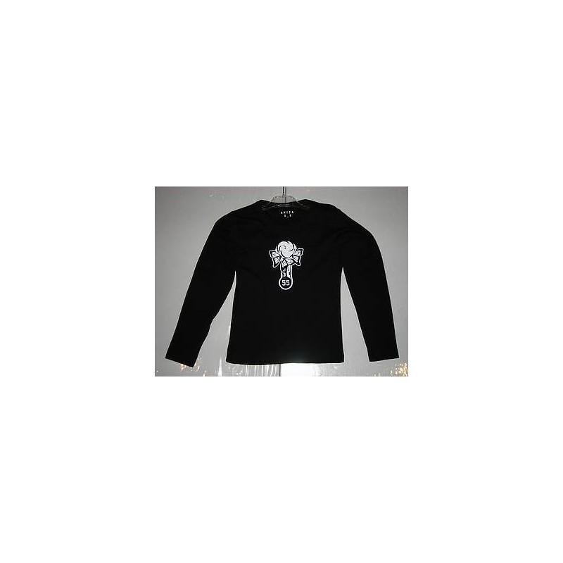 Akiza Réference 50 - Manches longues - Noir - S