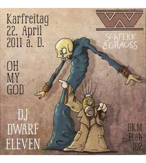 DJ dwarf eleven