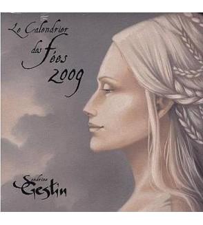 Le calendrier des fées 2009 - Sandrine Gestin