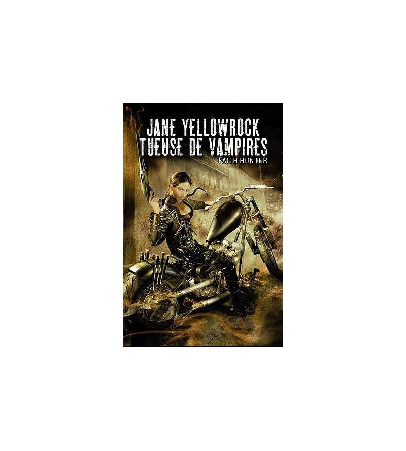 Jane Yellowrock 1, tueuse de vampires