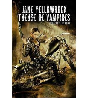 Jane Yellowrock 1, tueuse de vampires