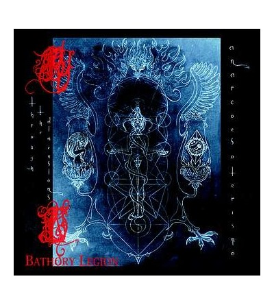 Through the dimensions (anarcoesoterismo) (CDr pro)