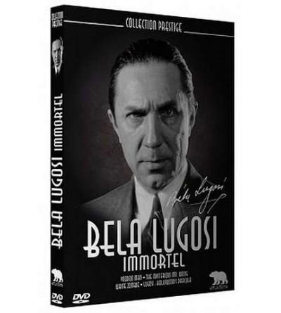 Coffret Bella Lugosi immortel (Voodoo man, The mysterious Mr Wong, White zombie)