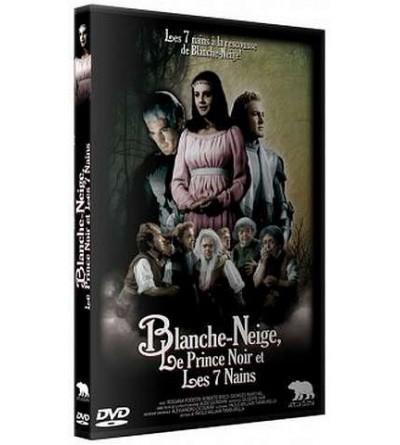 Blanche-Neige, le prince noir et les 7 nains