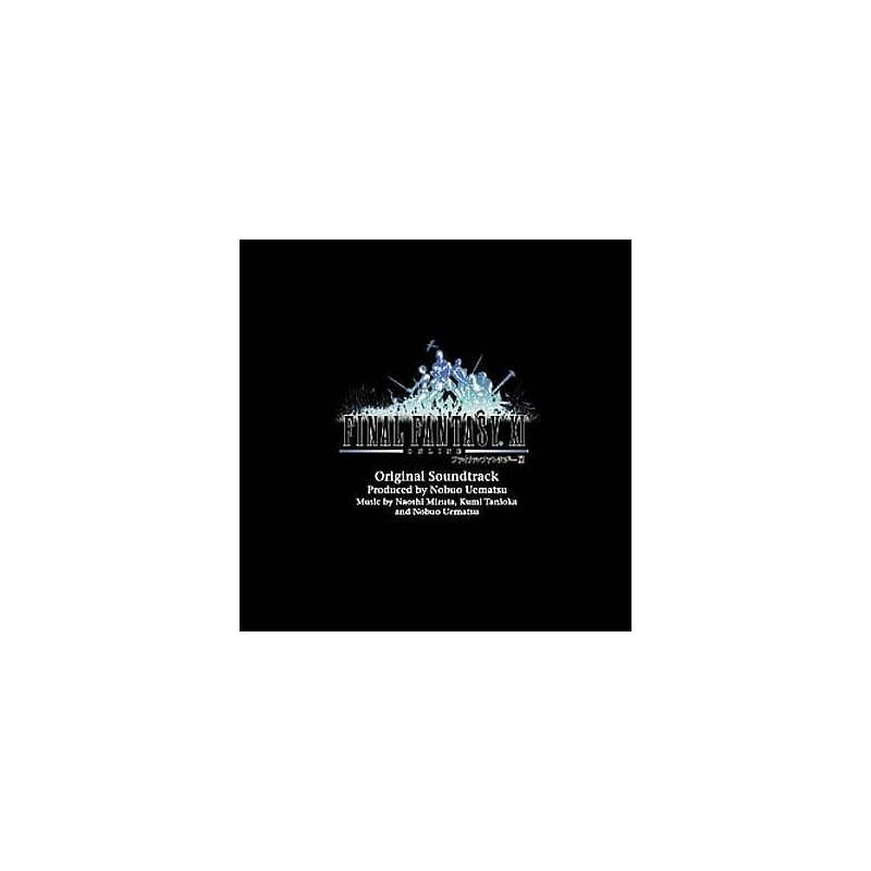 Final fantasy XI original soundtrack (2 CD)