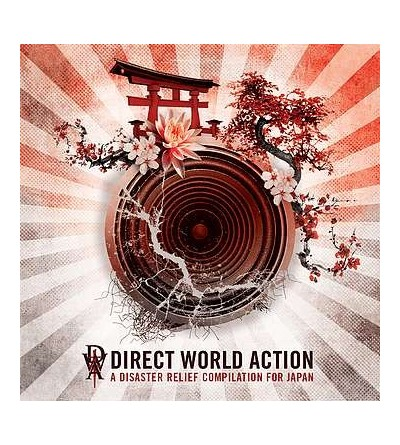 Direct world action - a disaster relief compilation for Japan (Ltd edition 2 CD)
