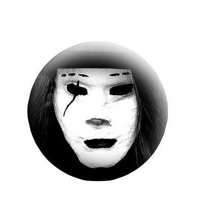 Badge Masque