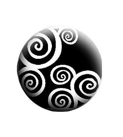 Badge Spirales