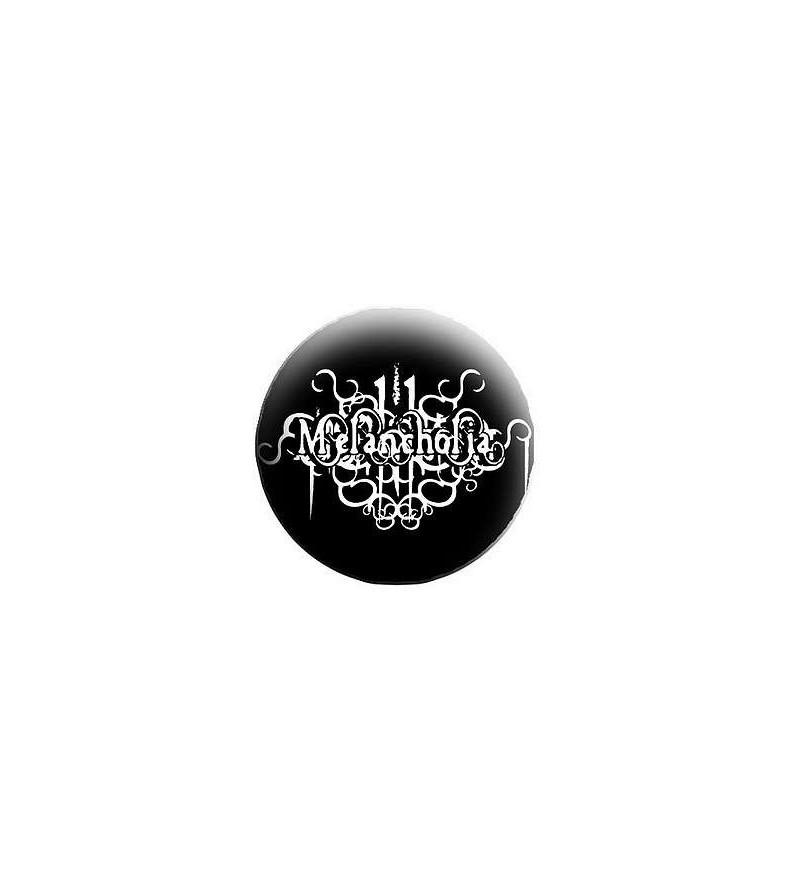 Badge Melancholia
