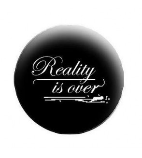 Badge Reality is over