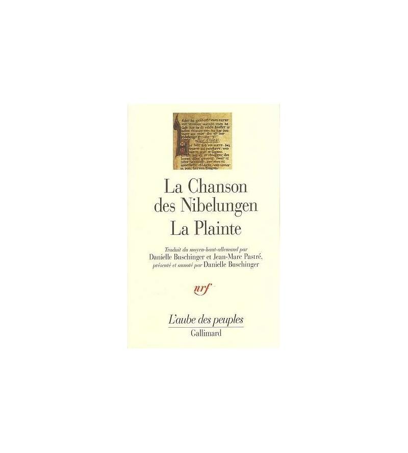 La chanson des Nibelungen - La plainte