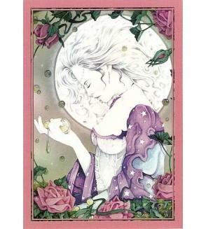 Carte postale Tears of Luna