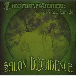 Salon décadence (CD)