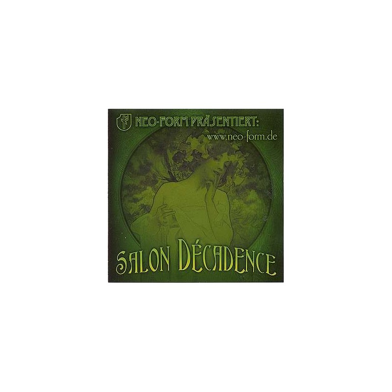 Salon décadence (CD)