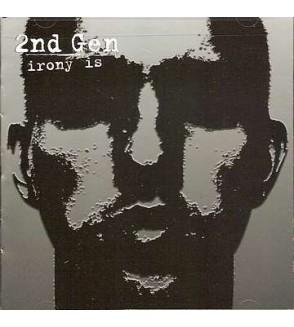 Irony is (CD)
