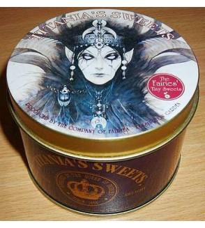 Boîte à bonbons Titania's sweets