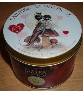 Boîte à bonbons Faries' love box