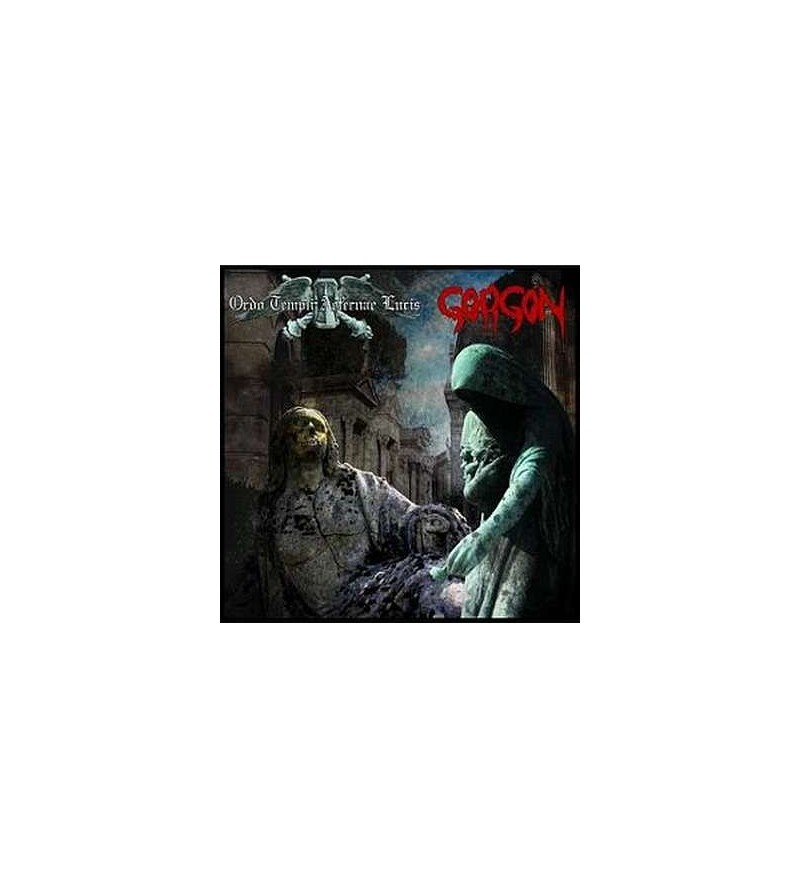 Split Gorgon / Ordo templi aeternae lucis (Ltd edition CD)