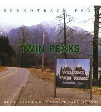 Music from Twin peaks (CD)