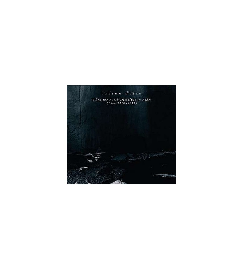 When the earth dissolves in ashes (live 2010/2011) (CD)