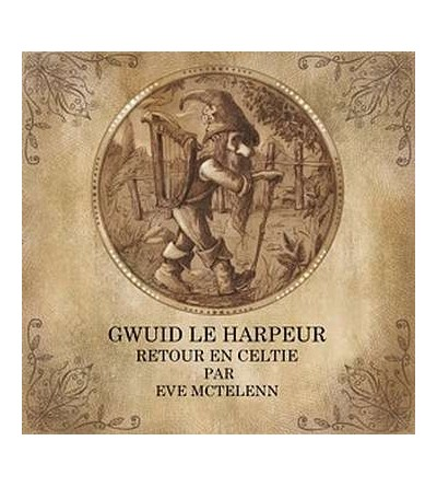 Gwuid le harpeur (CD)