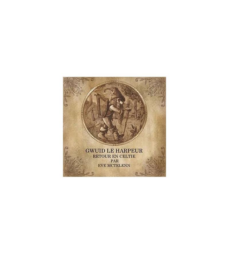Gwuid le harpeur (CD)